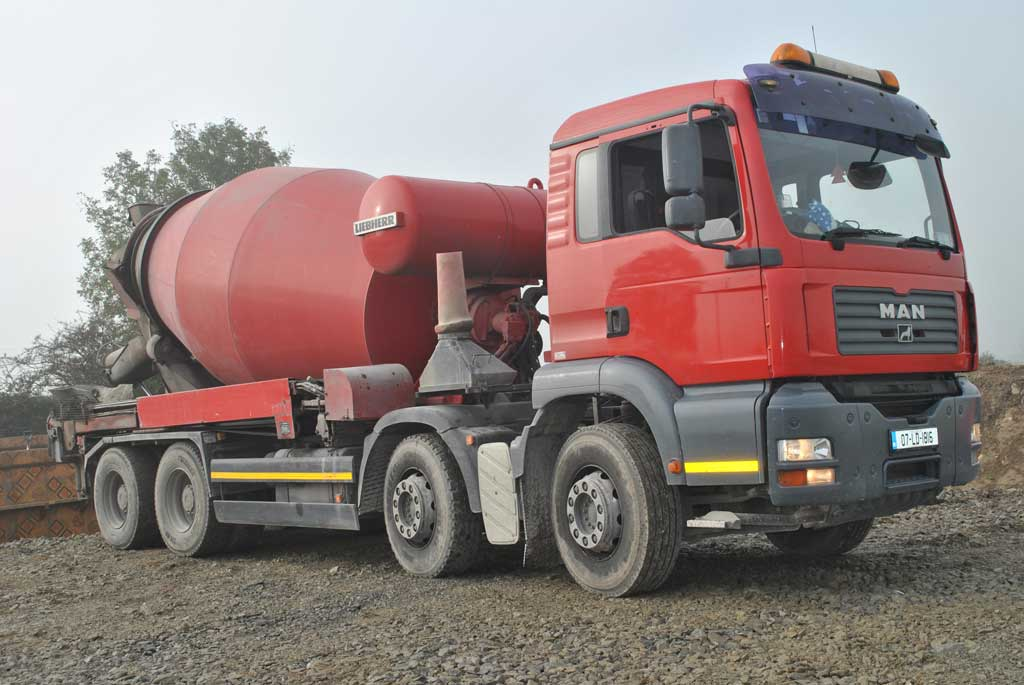 Vincent Cannon   Quarry Products - Loughrea Co  Galway   Readymix