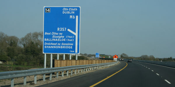 Vincent Cannon M6 Motorway